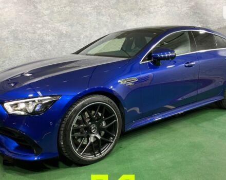 купить новое авто Мерседес AMG GT 2021 года от официального дилера MARUTA.CARS Мерседес фото