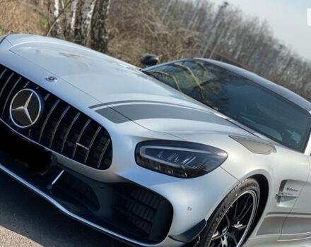 купить новое авто Мерседес AMG GT 2021 года от официального дилера Premiumauto Мерседес фото