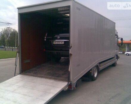 Мерседес Атего, объемом двигателя 4.25 л и пробегом 596 тыс. км за 19000 $, фото 1 на Automoto.ua