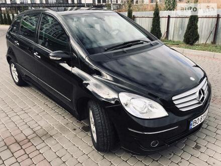 Черный Мерседес Б 150, объемом двигателя 1.5 л и пробегом 262 тыс. км за 6600 $, фото 1 на Automoto.ua