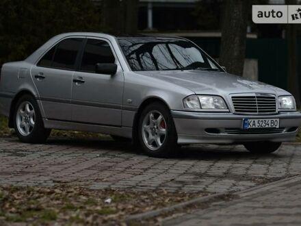Сірий Мерседес Ц 280, об'ємом двигуна 4.3 л та пробігом 245 тис. км за 7100 $, фото 1 на Automoto.ua