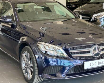 купить новое авто Мерседес Ц-Класс 2018 года от официального дилера Галичина-Авто Мерседес фото