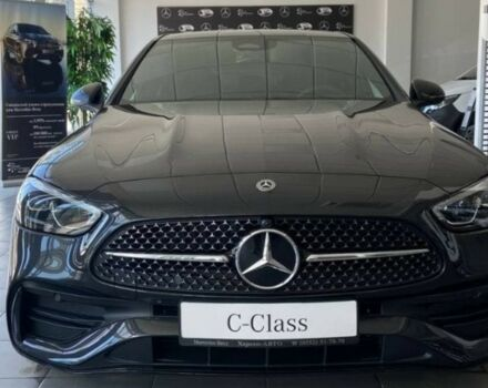 купити нове авто Мерседес Ц-Клас 2021 року від офіційного дилера Херсон-Авто Мерседес фото