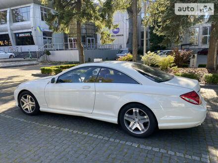 Білий Мерседес ЦЛ 500, об'ємом двигуна 5.5 л та пробігом 110 тис. км за 24900 $, фото 1 на Automoto.ua