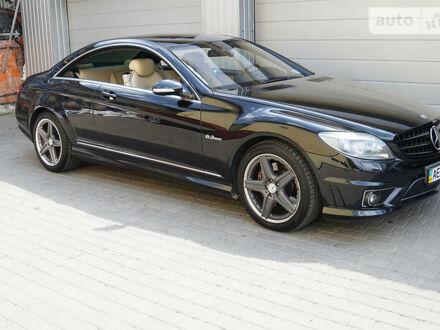 Черный Мерседес ЦЛ 500, объемом двигателя 5.5 л и пробегом 131 тыс. км за 23999 $, фото 1 на Automoto.ua