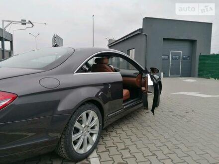 Серый Мерседес ЦЛ 500, объемом двигателя 5.5 л и пробегом 92 тыс. км за 20000 $, фото 1 на Automoto.ua
