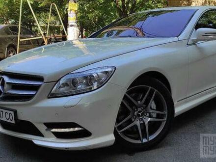 Белый Мерседес ЦЛ 550, объемом двигателя 4.7 л и пробегом 78 тыс. км за 35800 $, фото 1 на Automoto.ua