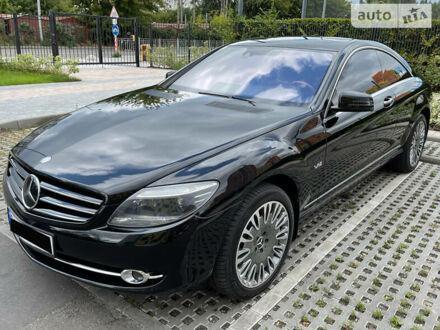 Черный Мерседес ЦЛ 600, объемом двигателя 5.5 л и пробегом 137 тыс. км за 23500 $, фото 1 на Automoto.ua