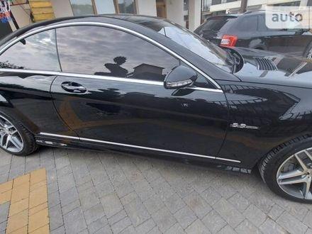 Чорний Мерседес ЦЛ 63 АМГ, об'ємом двигуна 6.2 л та пробігом 76 тис. км за 30000 $, фото 1 на Automoto.ua