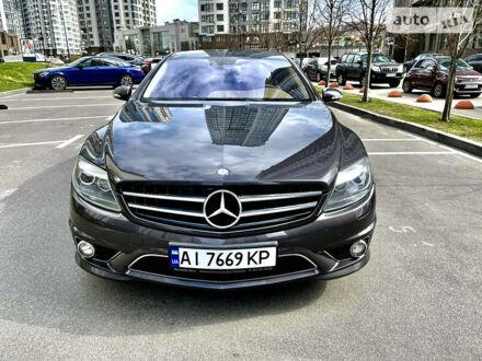 Чорний Мерседес ЦЛ 63 АМГ, об'ємом двигуна 6.3 л та пробігом 76 тис. км за 31900 $, фото 1 на Automoto.ua
