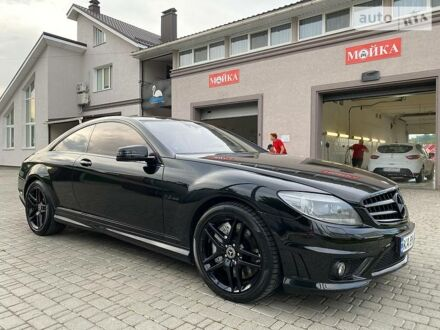 Чорний Мерседес ЦЛ 63 АМГ, об'ємом двигуна 6.2 л та пробігом 195 тис. км за 20999 $, фото 1 на Automoto.ua