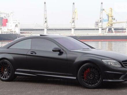 Чорний Мерседес ЦЛ 63 АМГ, об'ємом двигуна 6.2 л та пробігом 124 тис. км за 22300 $, фото 1 на Automoto.ua