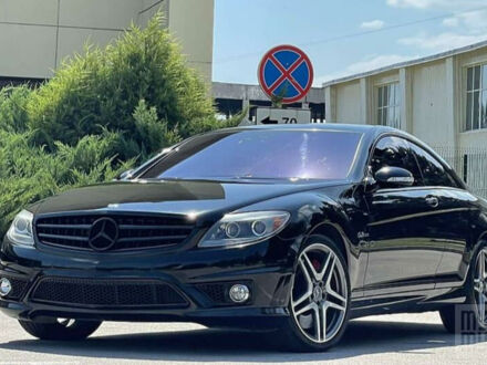 Чорний Мерседес ЦЛ 63 АМГ, об'ємом двигуна 6.2 л та пробігом 82 тис. км за 30900 $, фото 1 на Automoto.ua