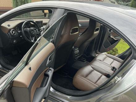 Сірий Мерседес ЦЛА 220, об'ємом двигуна 2.2 л та пробігом 200 тис. км за 21000 $, фото 1 на Automoto.ua