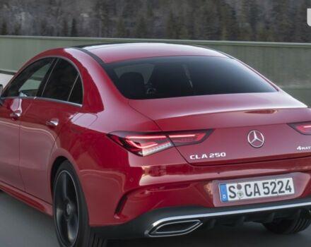 купити нове авто Мерседес ЦЛА-клас 2019 року від офіційного дилера Волинь-Авто Мерседес фото