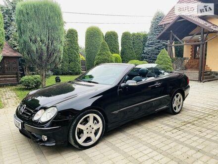 Чорний Мерседес ЦЛК 200, об'ємом двигуна 1.8 л та пробігом 185 тис. км за 21500 $, фото 1 на Automoto.ua