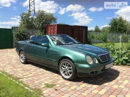 Зеленый Мерседес ЦЛК 200, объемом двигателя 2 л и пробегом 200 тыс. км за 6500 $, фото 1 на Automoto.ua