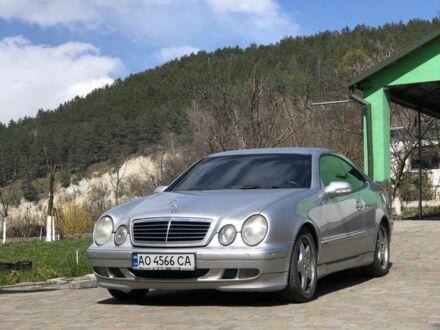 Серый Мерседес ЦЛК-Класс, объемом двигателя 2.3 л и пробегом 440 тыс. км за 6417 $, фото 1 на Automoto.ua