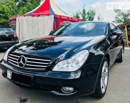 Черный Мерседес ЦЛС 350, объемом двигателя 3.5 л и пробегом 179 тыс. км за 15900 $, фото 1 на Automoto.ua