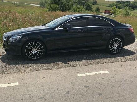 Черный Мерседес ЦЛС 400, объемом двигателя 3 л и пробегом 57 тыс. км за 32800 $, фото 1 на Automoto.ua