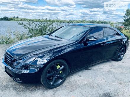 Чорний Мерседес ЦЛС 500, об'ємом двигуна 5 л та пробігом 300 тис. км за 12999 $, фото 1 на Automoto.ua