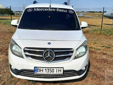 Білий Мерседес Сітан, об'ємом двигуна 1.5 л та пробігом 213 тис. км за 9999 $, фото 1 на Automoto.ua