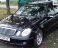 Черный Мерседес E 220, об'ємом двигуна 2.2 л та пробігом 340 тис. км за 8900 $, фото 1 на Automoto.ua