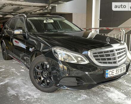 Черный Мерседес E 250, объемом двигателя 2.1 л и пробегом 180 тыс. км за 18000 $, фото 1 на Automoto.ua