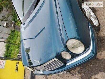 Зеленый Мерседес Е 290, объемом двигателя 2.9 л и пробегом 450 тыс. км за 6500 $, фото 1 на Automoto.ua