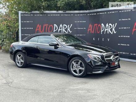 Черный Мерседес Е 400, объемом двигателя 3 л и пробегом 70 тыс. км за 55500 $, фото 1 на Automoto.ua