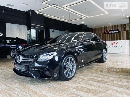 Чорний Мерседес E 63 AMG, об'ємом двигуна 4 л та пробігом 24 тис. км за 87000 $, фото 1 на Automoto.ua