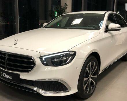 купити нове авто Мерседес Е-Клас 2020 року від офіційного дилера Галичина-Авто Мерседес фото