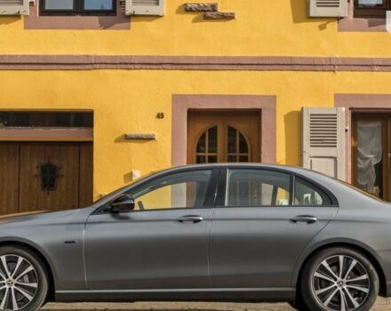 купити нове авто Мерседес Е-Клас 2020 року від офіційного дилера Волинь-Авто Мерседес фото