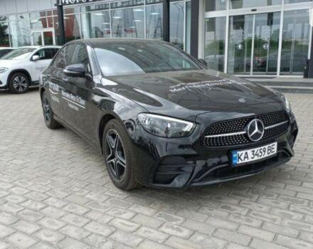 купить новое авто Мерседес Е-Класс 2020 года от официального дилера Mercedes-Benz Харьков-Авто Мерседес фото