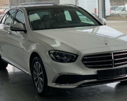 купити нове авто Мерседес Е-Клас 2021 року від офіційного дилера Mercedes-Benz Харьков-Авто Мерседес фото