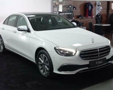 купить новое авто Мерседес Е-Класс 2021 года от официального дилера Mercedes-Benz Харьков-Авто Мерседес фото