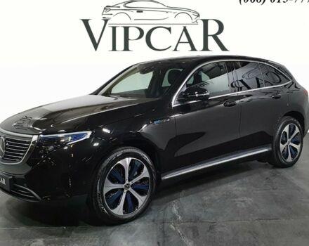 купити нове авто Мерседес EQC 2020 року від офіційного дилера VIPCAR Мерседес фото