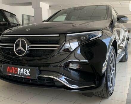 купити нове авто Мерседес EQC 2020 року від офіційного дилера AUTOPARK Мерседес фото