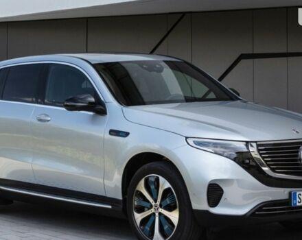 купить новое авто Мерседес EQC 2020 года от официального дилера Волинь-Авто Мерседес фото
