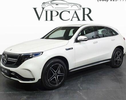 купити нове авто Мерседес EQC 2021 року від офіційного дилера VIPCAR Мерседес фото