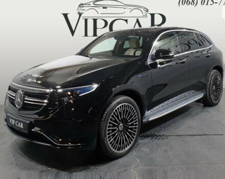 купить новое авто Мерседес EQC 2021 года от официального дилера VIPCAR Мерседес фото