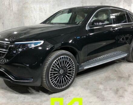 купить новое авто Мерседес EQC 2021 года от официального дилера MARUTA.CARS Мерседес фото