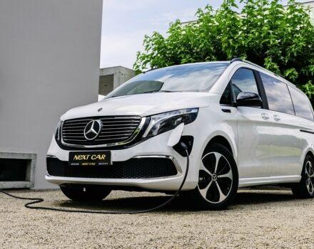 купить новое авто Мерседес EQV 2021 года от официального дилера Next Car Мерседес фото