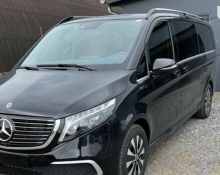 купить новое авто Мерседес EQV 2021 года от официального дилера VIPCAR Мерседес фото