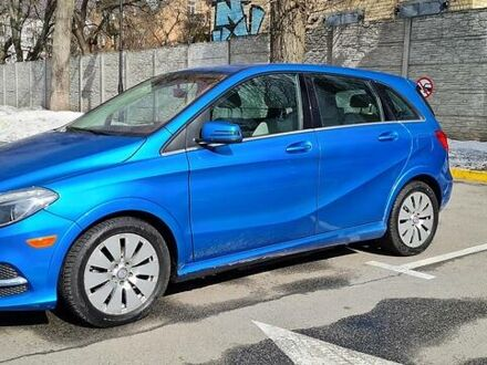 Синий Мерседес Электрик Драйв, объемом двигателя 0 л и пробегом 67 тыс. км за 15500 $, фото 1 на Automoto.ua