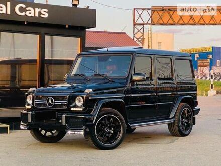 Чорний Мерседес Г 350, об'ємом двигуна 3 л та пробігом 90 тис. км за 62500 $, фото 1 на Automoto.ua