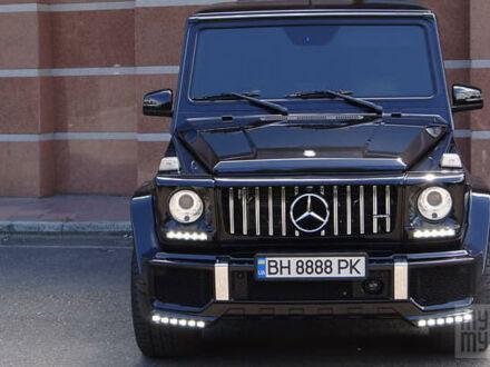 Чорний Мерседес Г 350, об'ємом двигуна 3 л та пробігом 63 тис. км за 84900 $, фото 1 на Automoto.ua