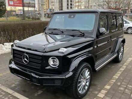 Чорний Мерседес Г 350, об'ємом двигуна 3 л та пробігом 10 тис. км за 160443 $, фото 1 на Automoto.ua