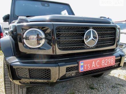Чорний Мерседес Г 400, об'ємом двигуна 3 л та пробігом 2 тис. км за 184900 $, фото 1 на Automoto.ua