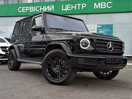 Чорний Мерседес Г 400, об'ємом двигуна 2.9 л та пробігом 13 тис. км за 186500 $, фото 1 на Automoto.ua